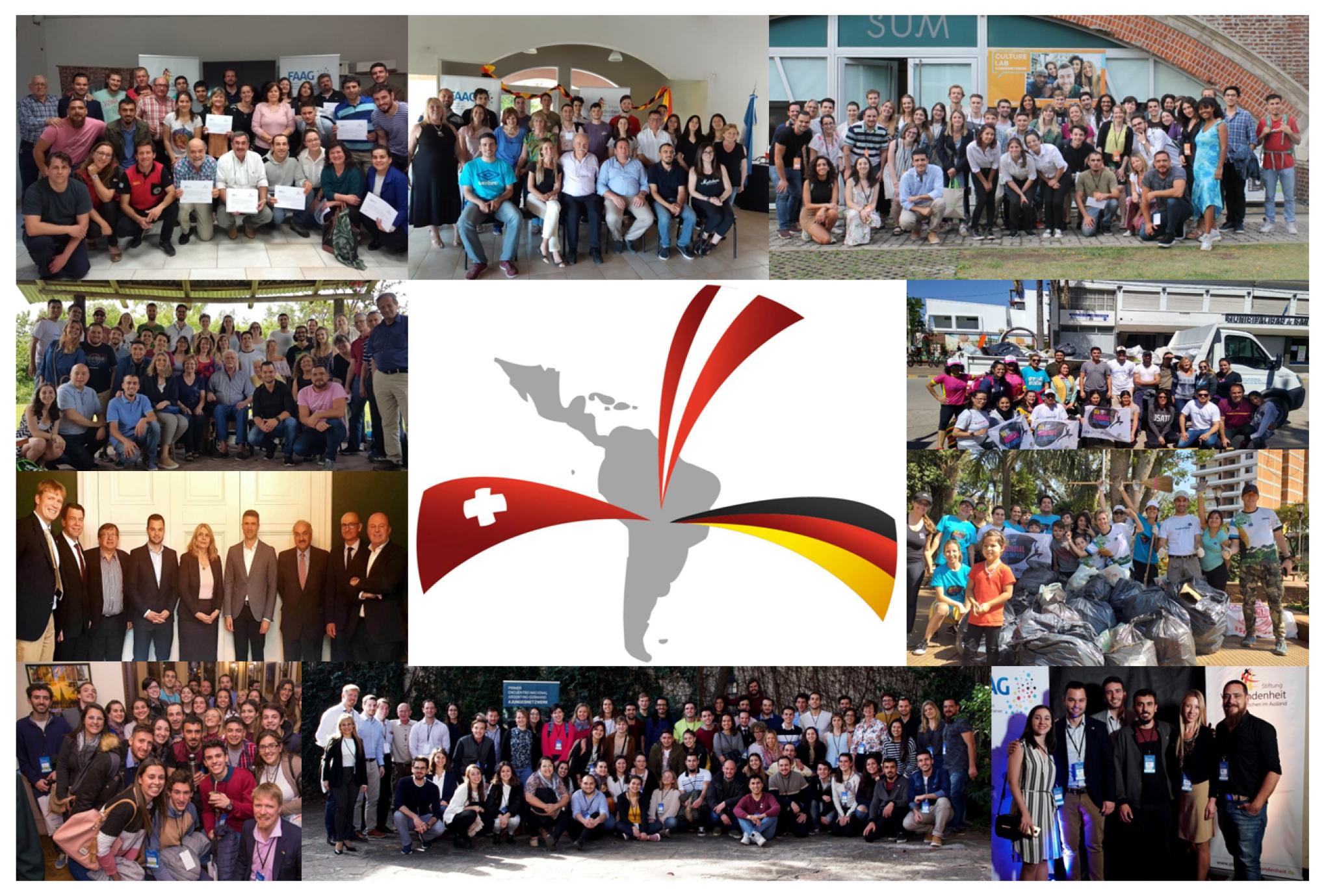 Eindrücke der Arbeit der Stiftung Verbundenheit in 2019 in Argentinien.
